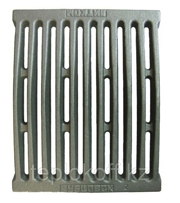 Колосник чугунный печной РД-5, 300*250*25 мм, Рубцовск