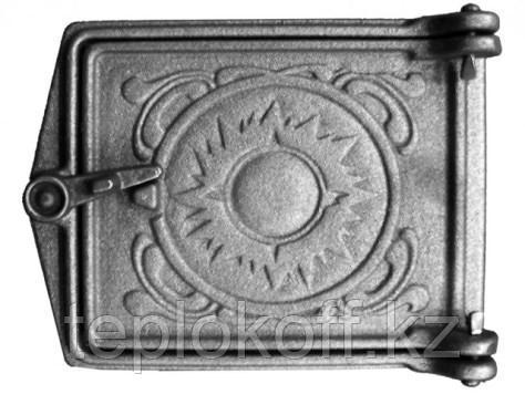 Дверца чугунная прочистная ДПр-2, 178*141 мм, Рубцовск