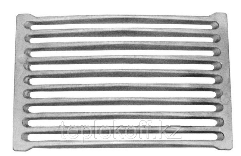 Колосник чугунный печной РУ-2, 300х200 мм, Балезино