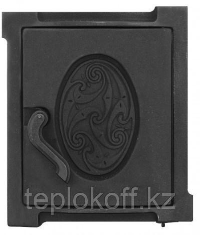Дверца чугунная топочная уплотненная ДТУ-4А, 300*342 мм, Рубцовск***