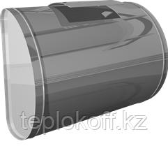 """Бак для теплообменника,  80 л, AISI 430/0,5мм, горизонтальный, (штуцер 3/4""""), (С/П)"""