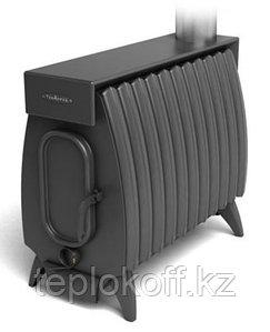Печь отопительно-варочная ТМФ Огонь-батарея 11 Лайт дровяная антрацит