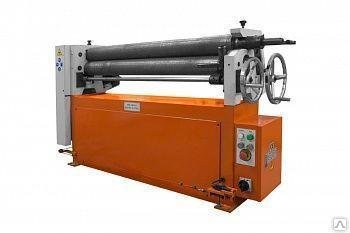 Электромеханический вальцовочный станок Stalex ESR-1300x2.5