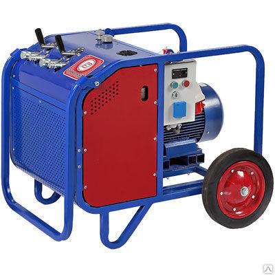 Мобильная гидростанция 2-НЭР-40А2