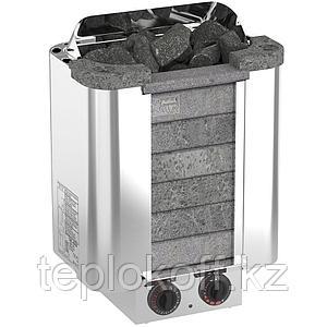 Печь для бани электрическая Sawo Cumulus CML-90NB встроенный пульт талькохлорит 9 кВт