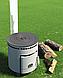 Печь отопительно-варочная Теплодар Печурка с набором чугунных колец, фото 2