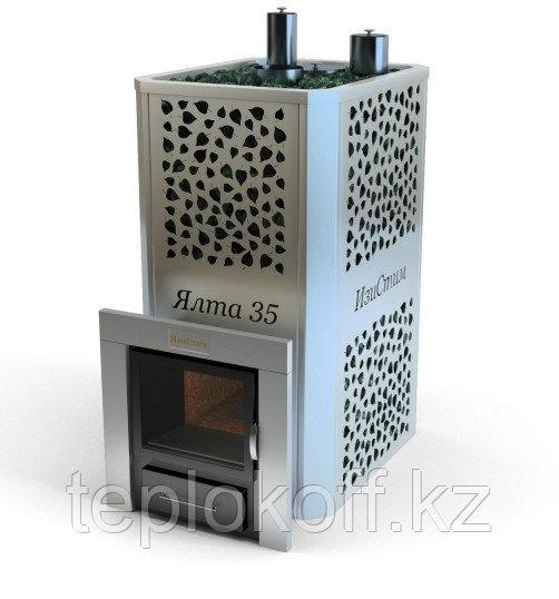 Печь для коммерческой бани ИзиСтим Ялта 35 К