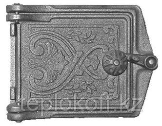 Дверца чугунная прочистная ДПр-1, 158*108 мм, Рубцовск