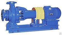Насос центробежный фекальный СМ 125-80-315/4 с двигателем