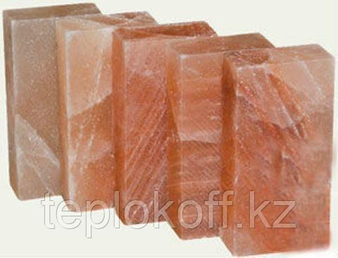 Плитка соляная (соль гималайская) 200*100*25 мм, сторона шлифованная