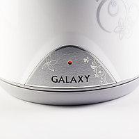 Чайник с двойными стенками GALAXY GL0301 (белый), фото 3