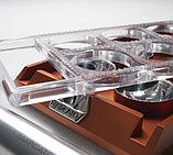 Marcato Ravioli Tablet Rosso домашняя равиольница бытовая для дома, фото 2