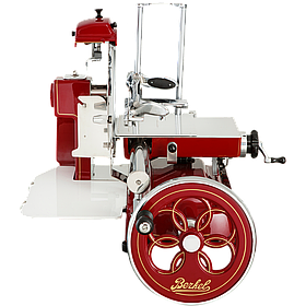 Слайсер - ломтерезка Berkel Volano B3, цвет красный