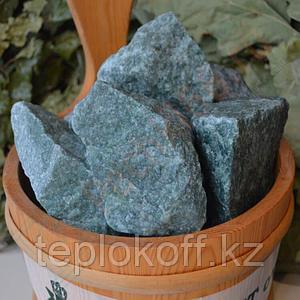 Камень для бани Жадеит колотый 10 кг крупный, коробка
