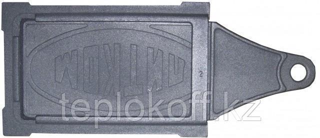 Задвижка чугунная печная ЗВ-3, 390*190 мм, Рубцовск