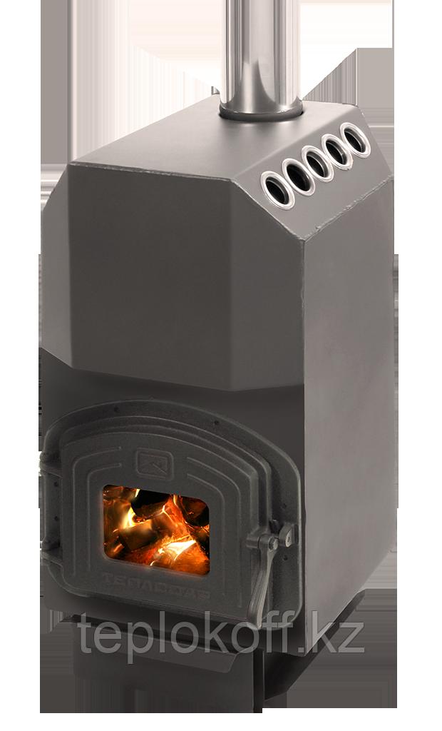 Печь отопительная Теплодар Топ модель 300 чугунная дверка