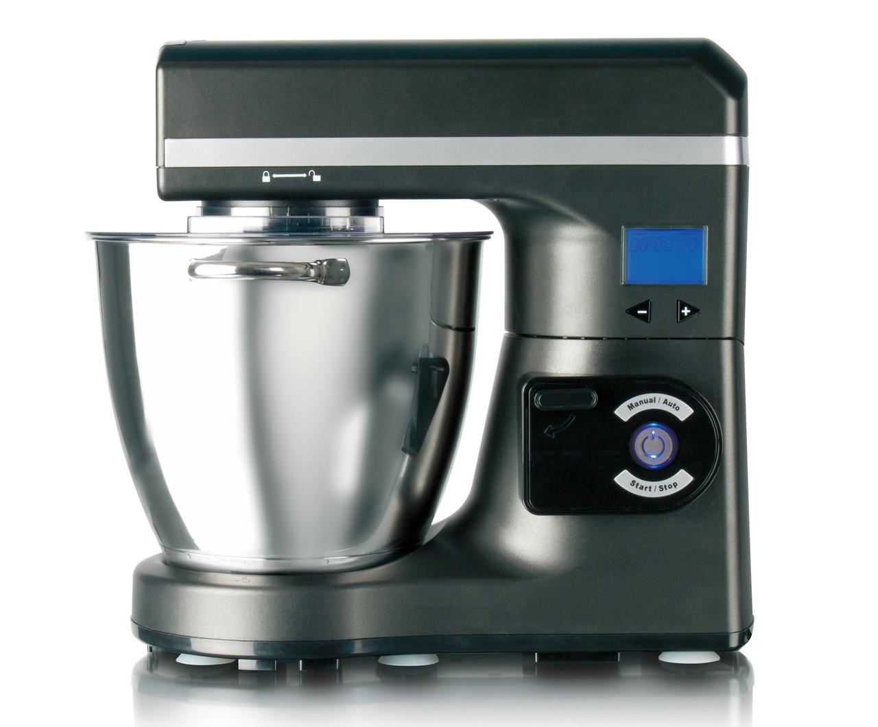 Оптом и розницу тестомешалка - планетарный миксер Akita jp Itpasta Mixer Professional чаша 7 литров