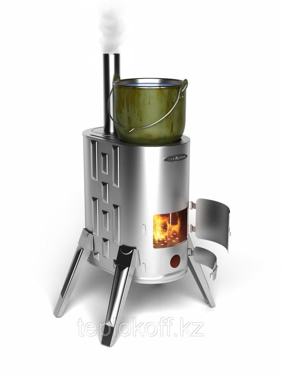 Печь портативная варочная ТМФ Дуплет - 1 Inox