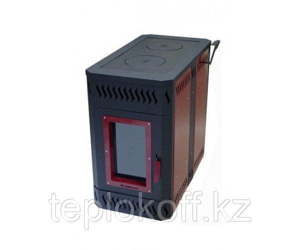 Печь отопительная Огниво-3 до 220м. куб. с плитой