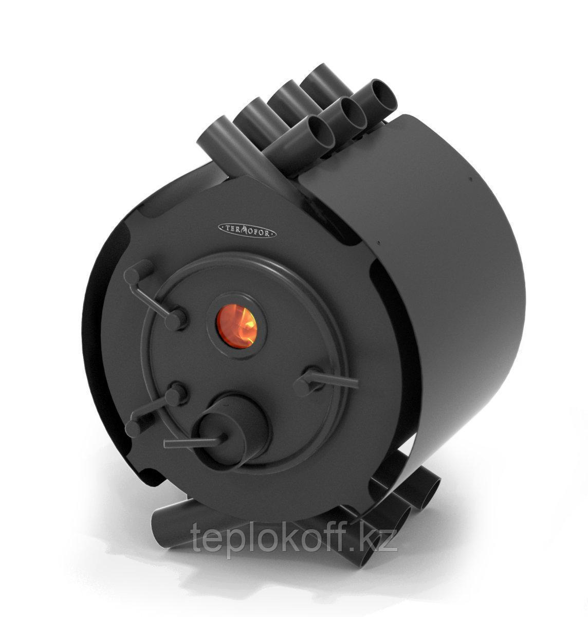 Печь отопительная ТМФ Валериан антрацит 8 кВт