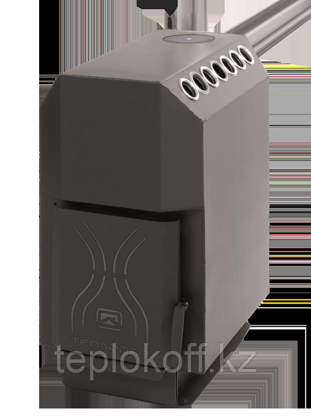 Печь отопительная Теплодар Топ модель 200 стальная дверка