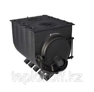 Печь отопительная г/г Бренеран АОТ - 08 т00,5 с плитой (2 комф)
