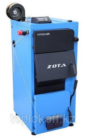 Котел твердотопливный полуавтоматический Zota Magna 26 кВт