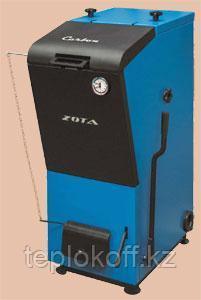 Котел твердотопливный Zota Carbon 50 кВт