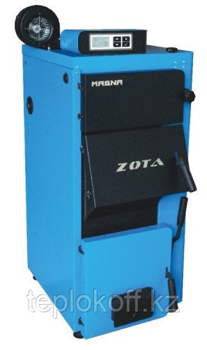 Котел твердотопливный полуавтоматический Zota Magna 60 кВт