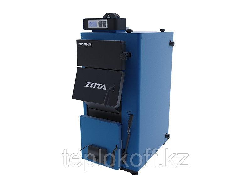 Котел твердотопливный полуавтоматический Zota Magna 35 кВт