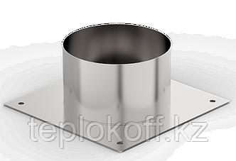Декоративный ППУ КрХ, ф 150, AISI 439/Оц, 0,5мм/0,5мм