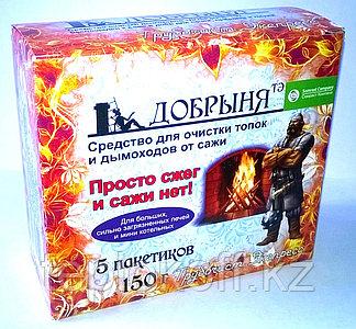 Средство для чистки дымохода Добрыня 5 пакетиков по 30 гр.