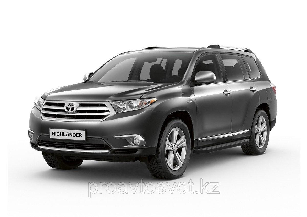 Переходные рамки на Toyota Highlander II (2007-2014) Hella 3R