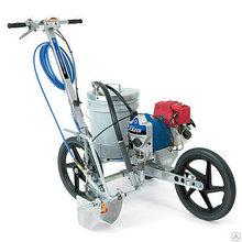 Разметочная машина Graco Field Lazer S100 разметка спортивных сооружений