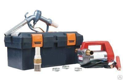 Комплект заправочный для дизельного топлива Petroll Box