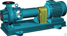 Насос консольный К 100-80-160a (1 К 100-80-160a)