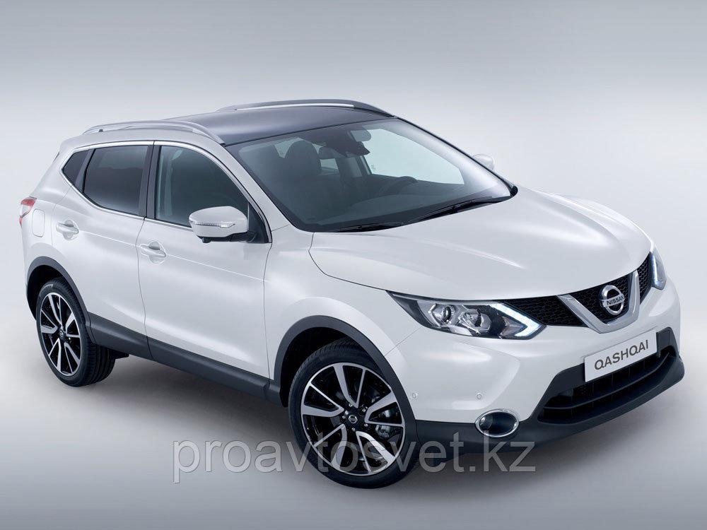Переходные рамки на Nissan Qashqai II (J11) (2013-н.в.)) Hella 3R