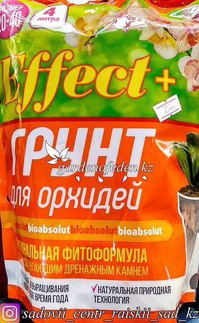 """Грунт для орхидей """"EffectPlus""""20-40mm с дренажным камнем 4 литра (Effect+), фото 2"""