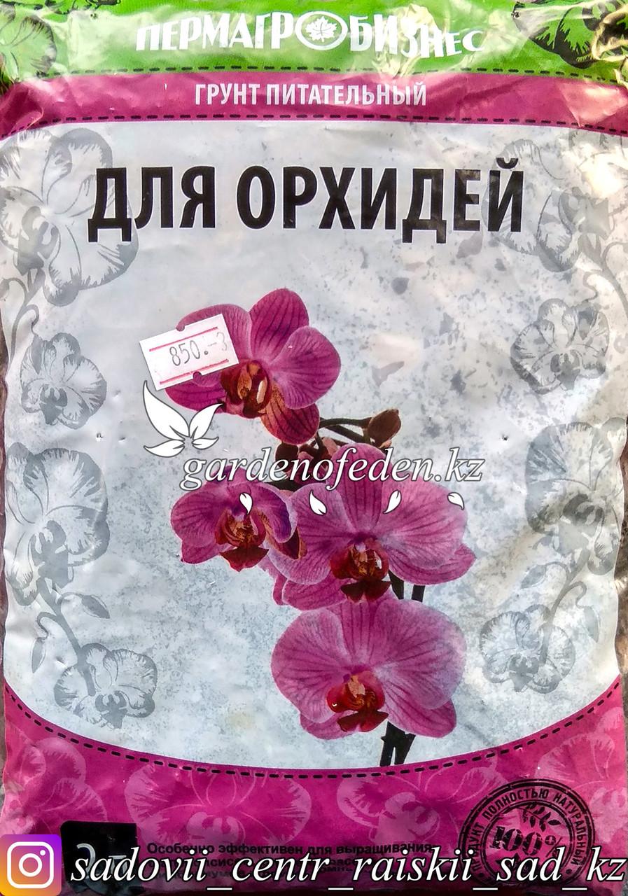 Пермагро Бизнес. Питательный грунт для орхидей. 2л.