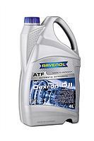 Минеральное трансмиссионное масло RAVENOL ATF Dexron D II 4L