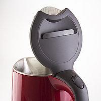 Чайник с двойными стенками GALAXY GL0301 (красный), фото 2