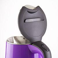 Чайник с двойными стенками GALAXY GL0301 (фиолетовый), фото 2