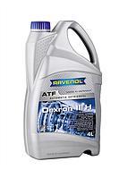 Универсальное масло RAVENOL ATF DEXRON III H 4L