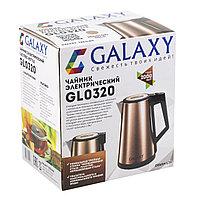 Чайник электрический GALAXY GL0320 (золотой), фото 5
