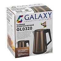 Чайник электрический GALAXY GL0320 (бронзовый), фото 5
