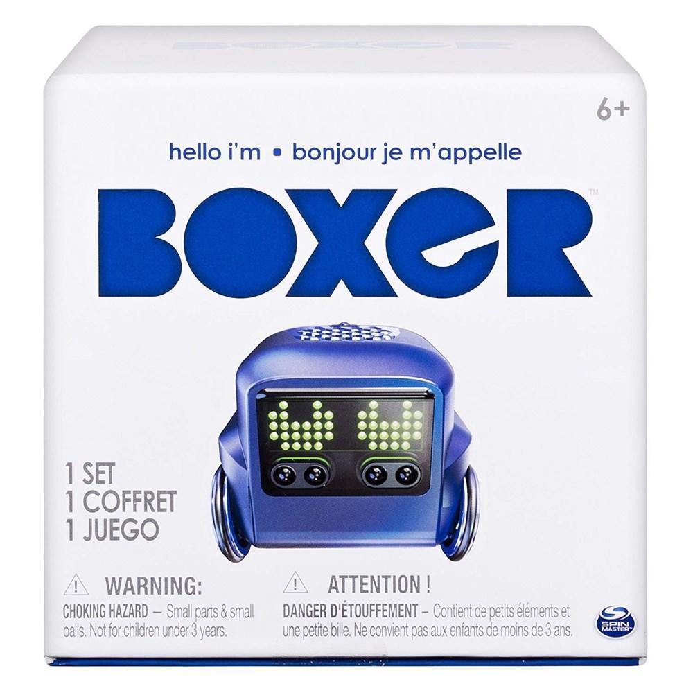 Интерактивный Робот Boxer
