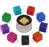 Магнитный конструктор - Неокуб 5 мм 216 шариков (Neocube)