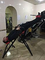 Инверсионный стол для лечения спины до 100 кг, фото 3