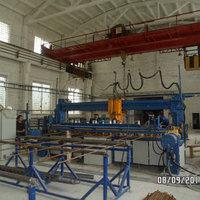 Комплекс для сварки тяжелых арматурных каркасов КПК-3600