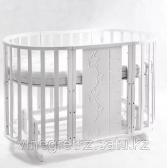 Кроватка  детская трансформер Solo Plus